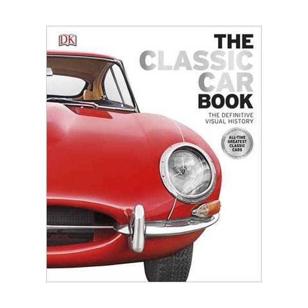 The Classic Car Book (Hardcover, 영국판)