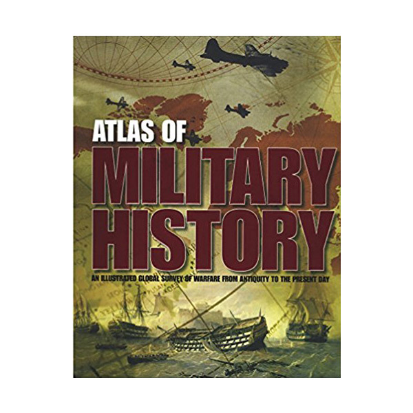 Atlas of Military History (Hardcover)