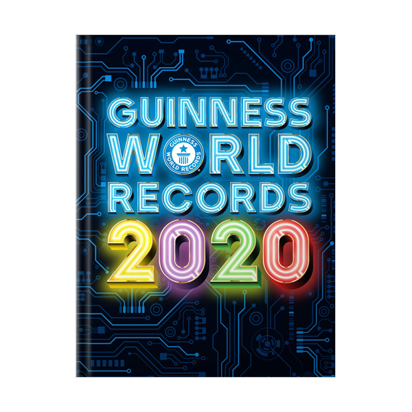 Guinness World Records 2020 (Hardcover, 영국판)