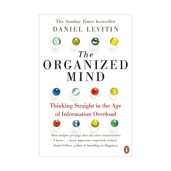 The Organized Mind (Paperback, 영국판)