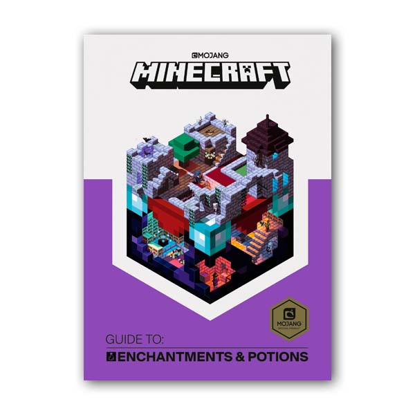 Minecraft Guide to Enchantments and Potions: An official Minecraft book from Mojang (Hardcover, 영국판)