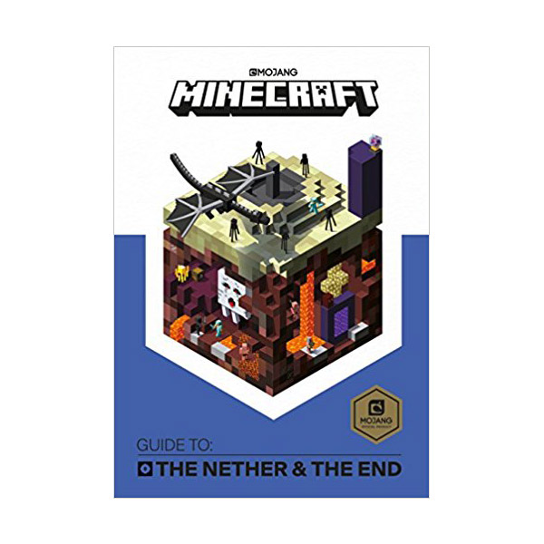 Minecraft Guide to The Nether and the End: An official Minecraft book from Mojang (Hardcover)