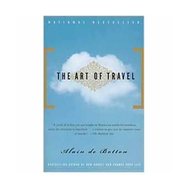The Art of Travel : 여행의 기술 (Paperback)