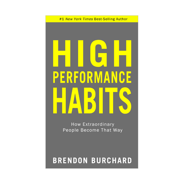 High Performance Habits (Hardcover)