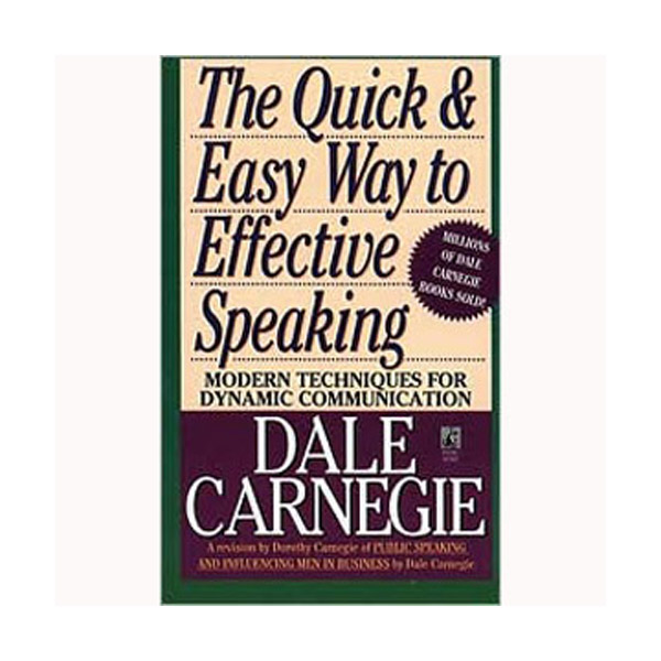 Quick and Easy Way to Effective Speaking (Paperback)