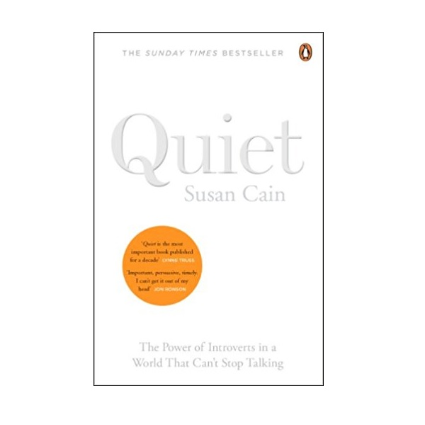 Quiet: The power of introverts in a world that can't stop talking (Paperback, 영국판)