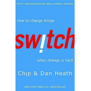 Switch : How to change things when change is hard (Paperback,영국판)