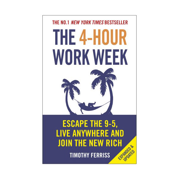 The 4-Hour Workweek (Paperback, 영국판)