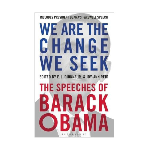 [2009년 노벨평화상 수상자 : 버락 오바마] We Are the Change We Seek : The Speeches of Barack Obama (Paperback)