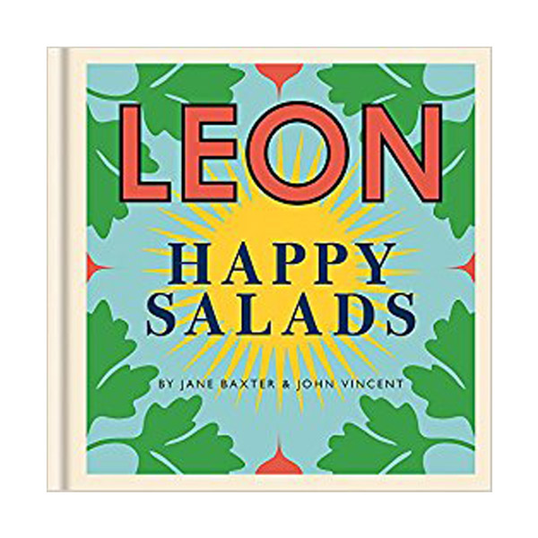 Happy Leon : Leon Happy Salads (Hardcover)