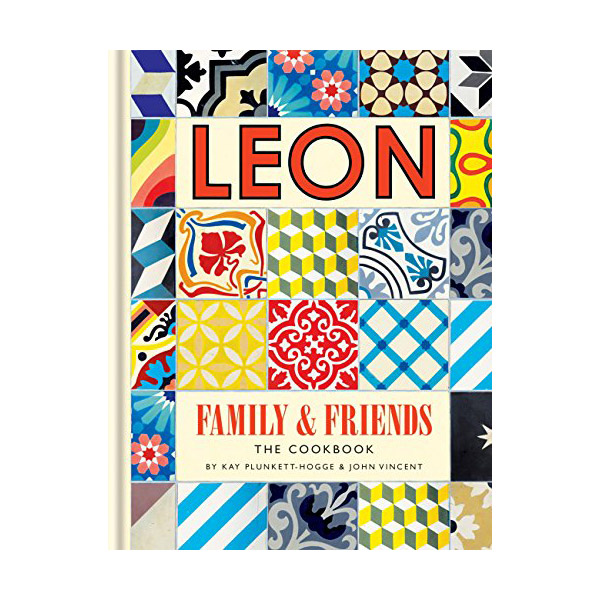 Leon : Family & Friends (Hardcover)
