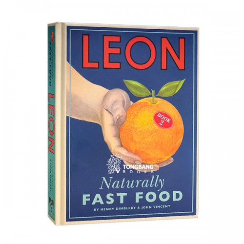 Leon: Naturally Fast Foodbook 2 (Hardcover)