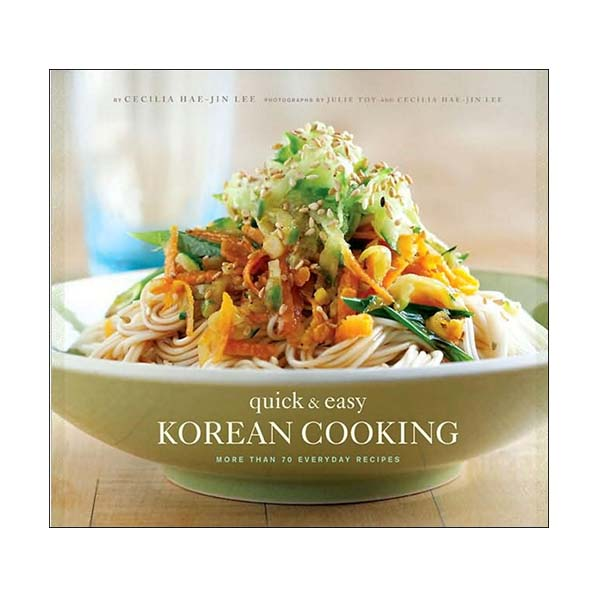 Quick and Easy Korean Cooking (Paperback)