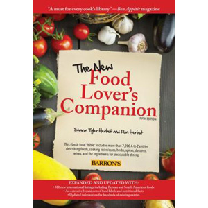 The New Food Lover's Companion (Paperback, 5/Edition)