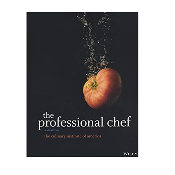 The Professional Chef (Hardcover, 9th Edition)