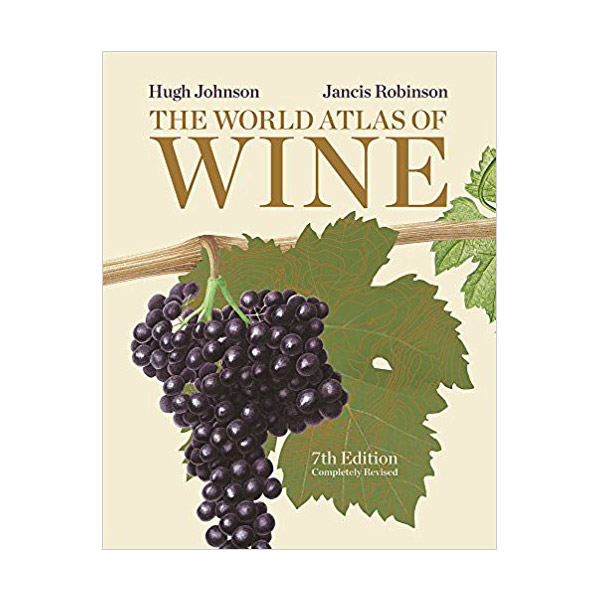 The World Atlas of Wine, 7th Edition (Hardcover/영국판)