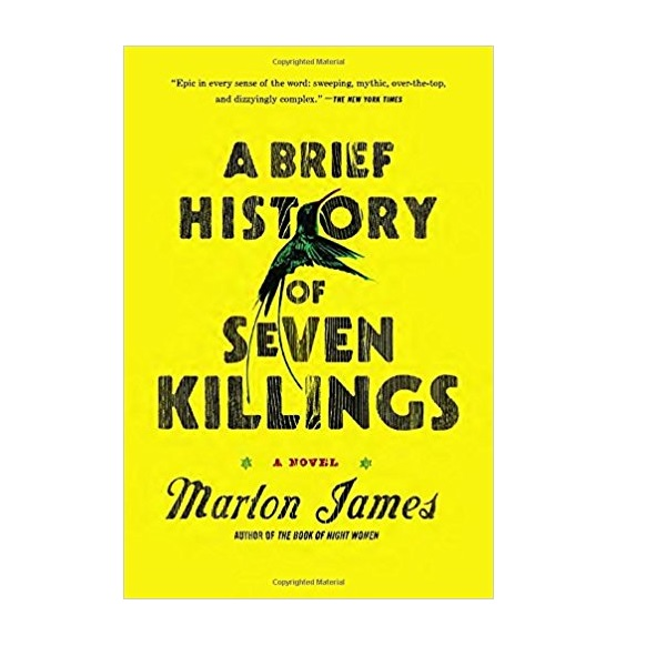 [2015 맨부커상]A Brief History of Seven Killings : A Novel (Paperback)