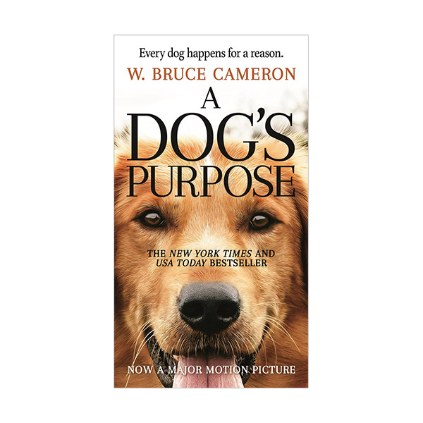 A Dog's Purpose (Mass Market Paperback)