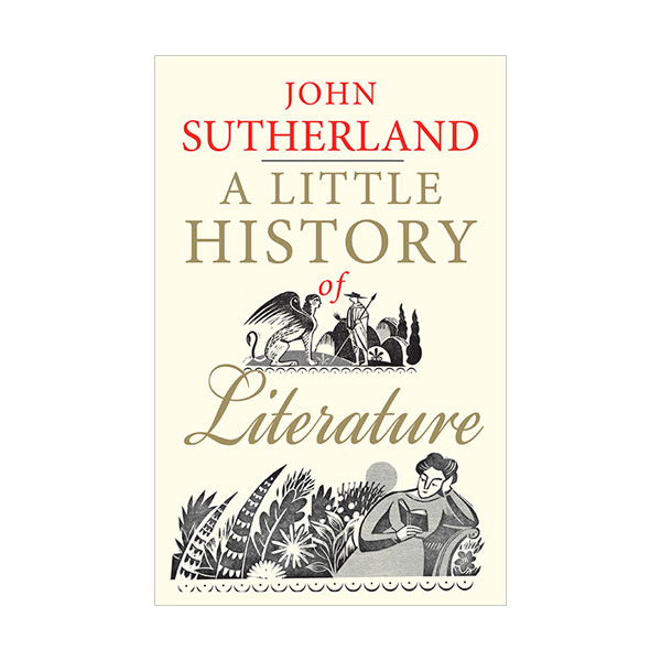A Little History of Literature (Paperback, 영국판)