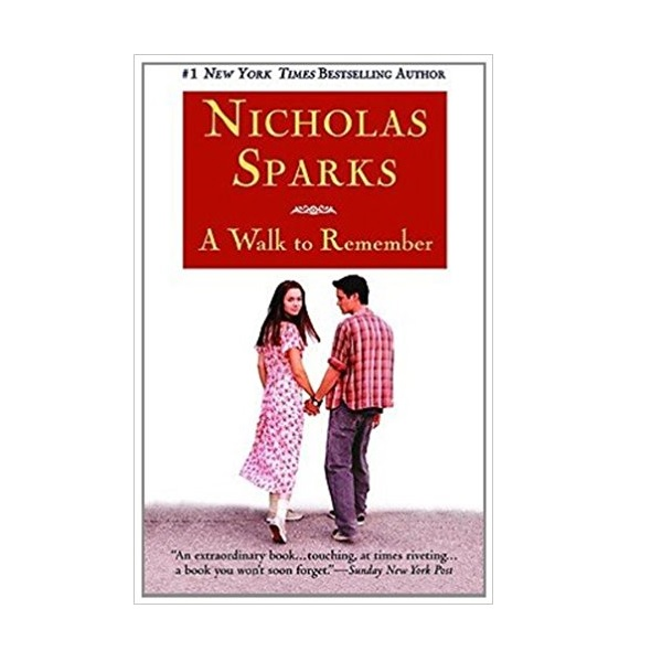 A Walk to Remember (Mass Market Paperback)