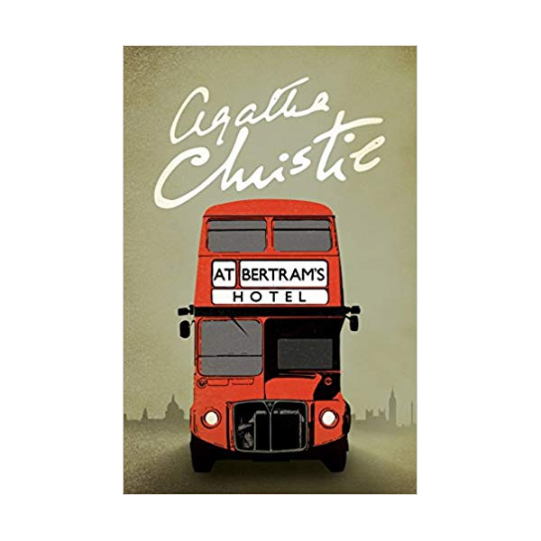 Agatha Christie : At Bertram's Hotel (Paperback,영국판)