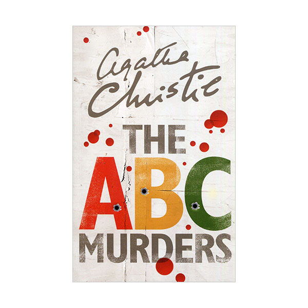 Agatha Christie : The ABC Murders (Paperback,영국판)