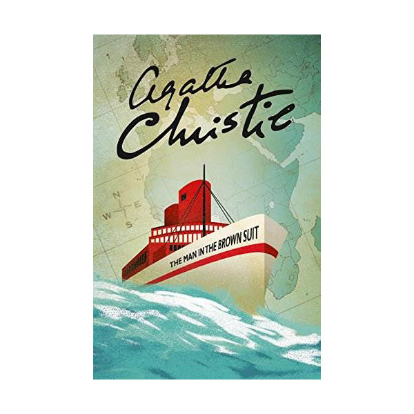 Agatha Christie : The Man in the Brown Suit (Paperback,영국판)