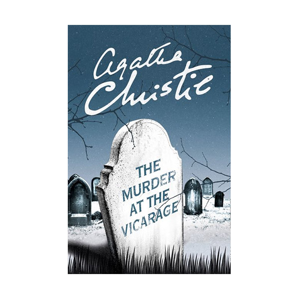 Agatha Christie : The Murder at the Vicarage (Paperback,영국판)