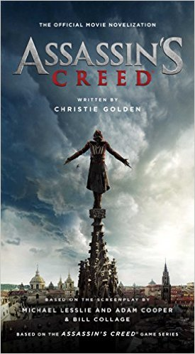 Assassin's Creed : The Official Movie Novelization (Mass Market Paperback)