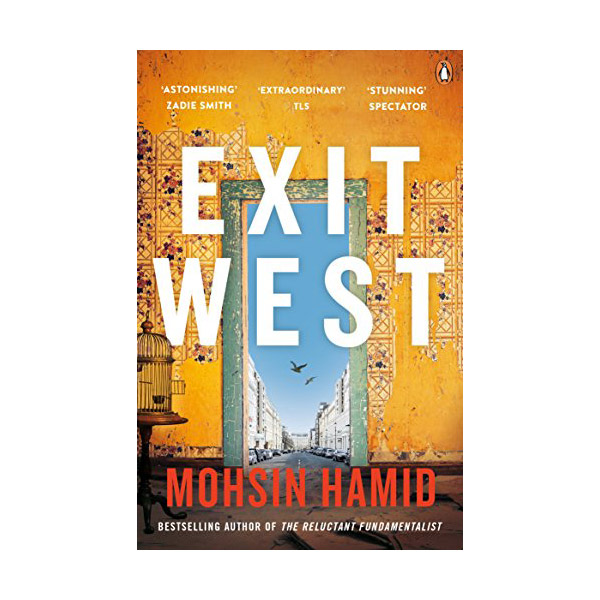 Exit West : Shortlisted for the Man Booker Prize 2017 (Paperback ,영국판)
