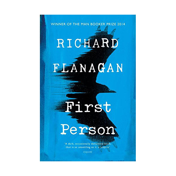 First Person (Paperback)