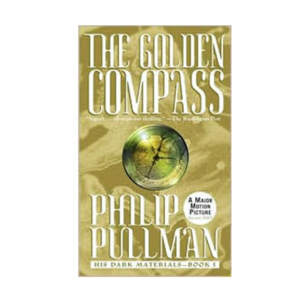 His Dark Materials #1 : The Golden Compass (Mass Market Paperback)