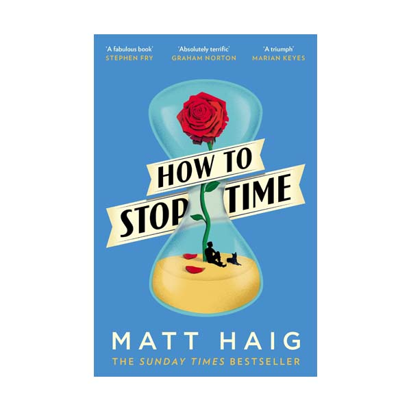 How to Stop Time (Paperback, 영국판)