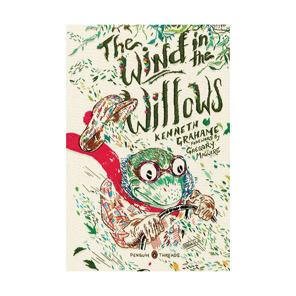 Penguin Classics Deluxe Edition : The Wind in the Willows (Paperback, Deckle Edge)