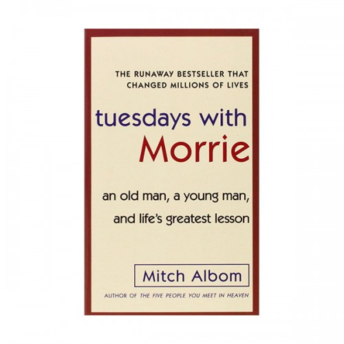 ☆윈터세일☆RL 5.5 : Tuesdays with Morrie (Mass Market Paperback, Reprint Edition)