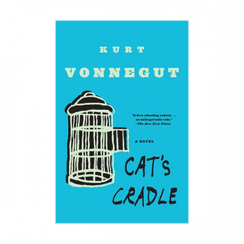 [AP Literature] Cat's Cradle 고양이 요람 (Paperback)