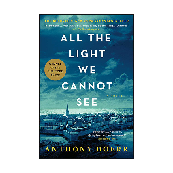RL 6.2 : All the Light We Cannot See (Paperback)