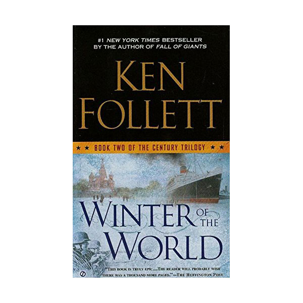 The Century Trilogy #2 : Winter of the World (Mass Market Paperback)