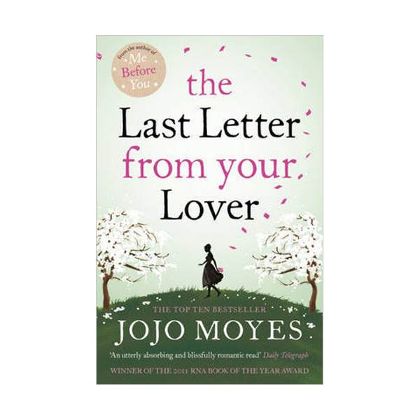 The Last Letter from Your Lover (Paperback,영국판)