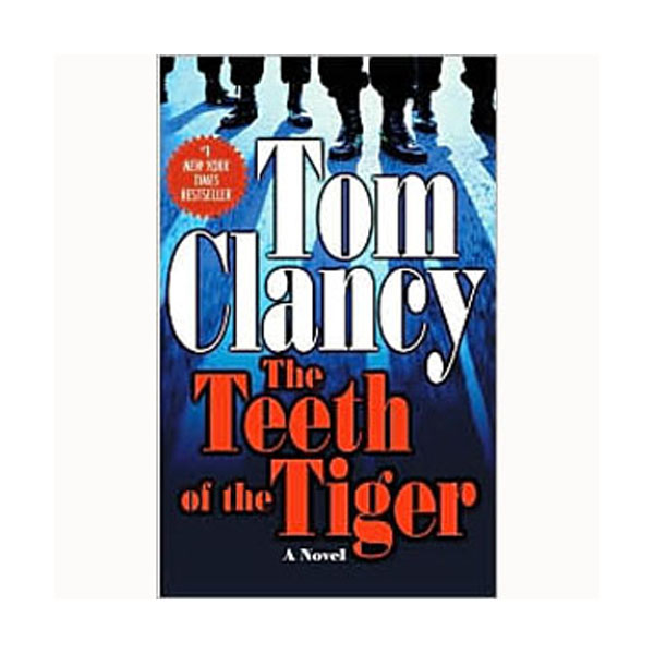 Jack Ryan #01 : The Teeth of the Tiger (Mass Market Paperback)