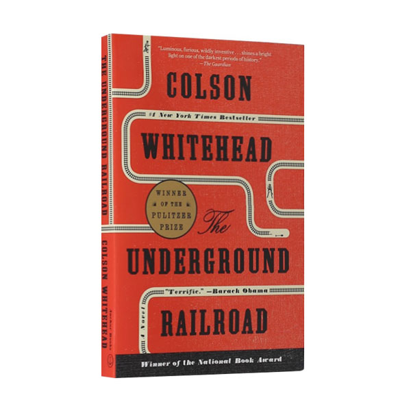 The Underground Railroad (Paperback)