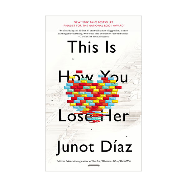 This Is How You Lose Her (Paperback)