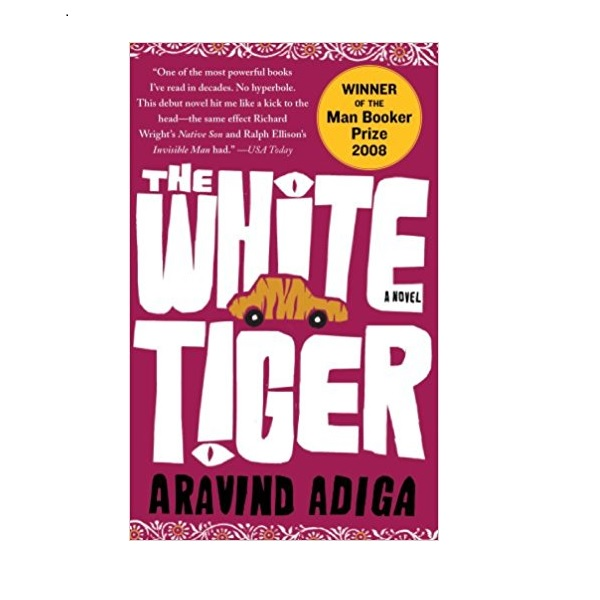 [넷플릭스][2008 맨부커상] The White Tiger (Mass Market Paperback)