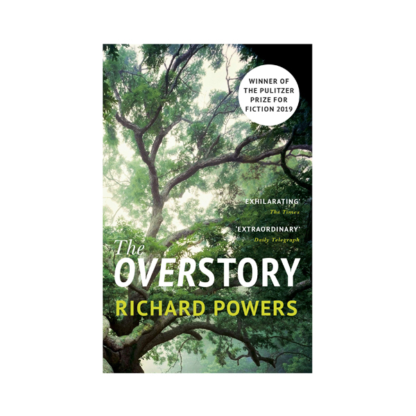 [2019 퓰리처상] The Overstory : Winner of the 2019 Pulitzer Prize for Fiction (Paperback, 영국판)