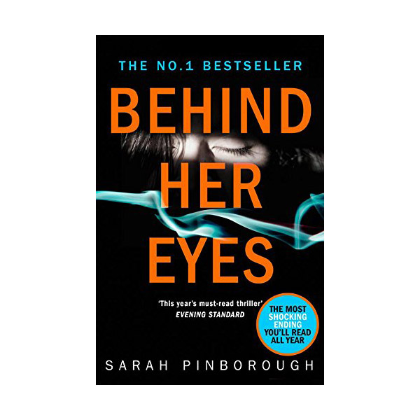 Behind Her Eyes (Paperback)