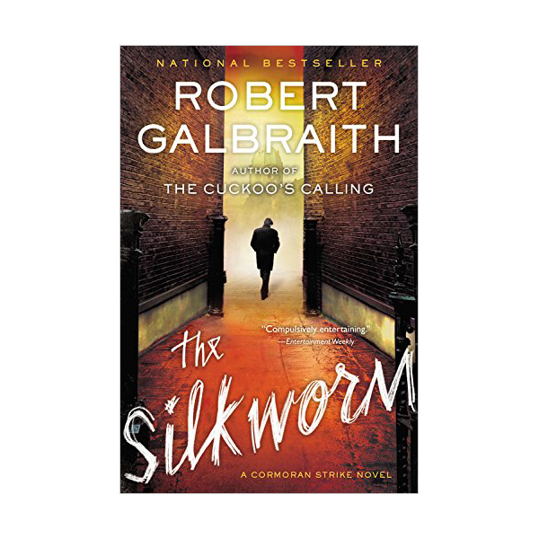 Cormoran Strike #2 : The Silkworm (Mass Market Paperback)