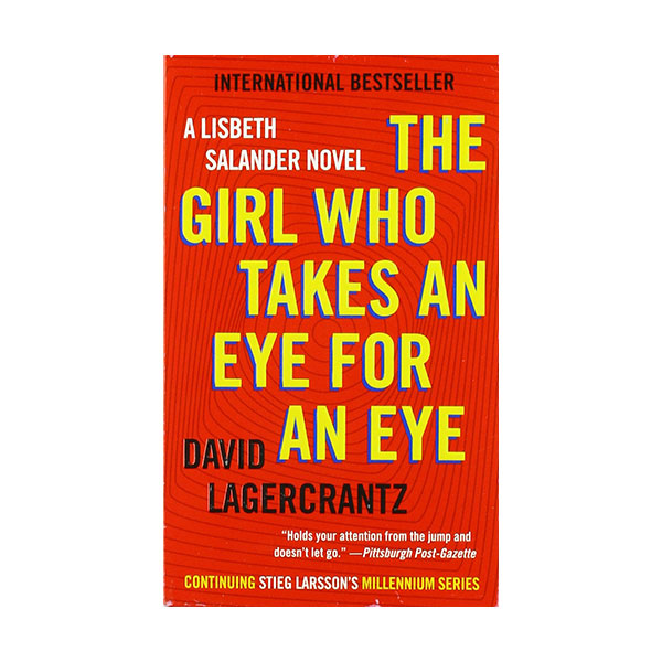 Girl Who Takes An Eye (Paperback)