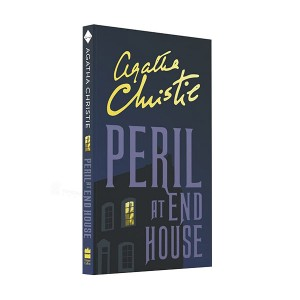 Hercule Poirot Series : Peril at End House (Paperback, 영국판)