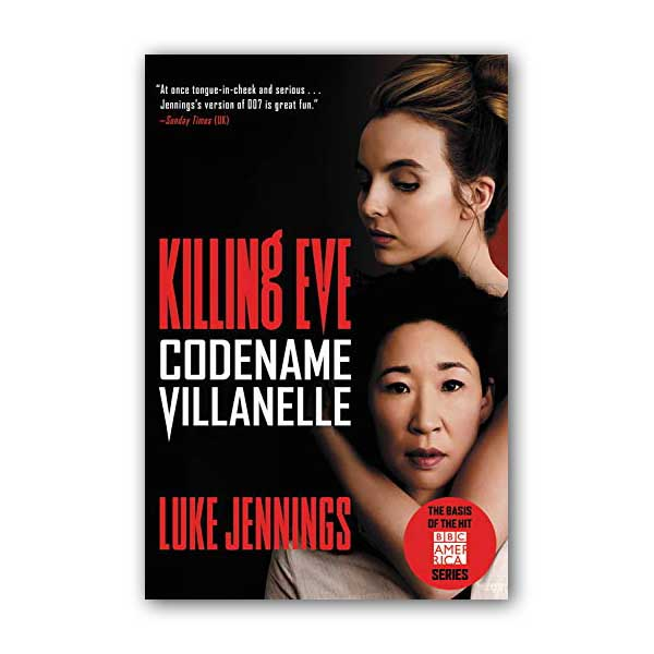 Killing Eve #01 : Codename Villanelle (Paperback)