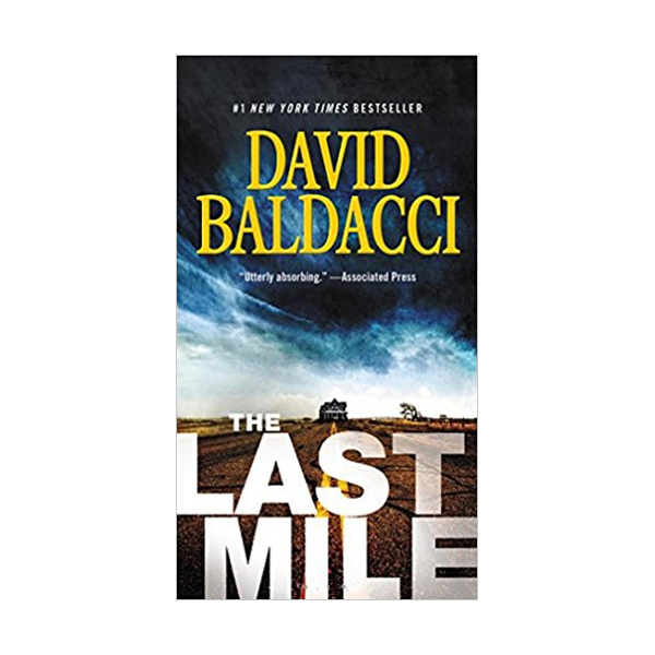 Memory Man series #2 : The Last Mile (Mass Market Paperback)